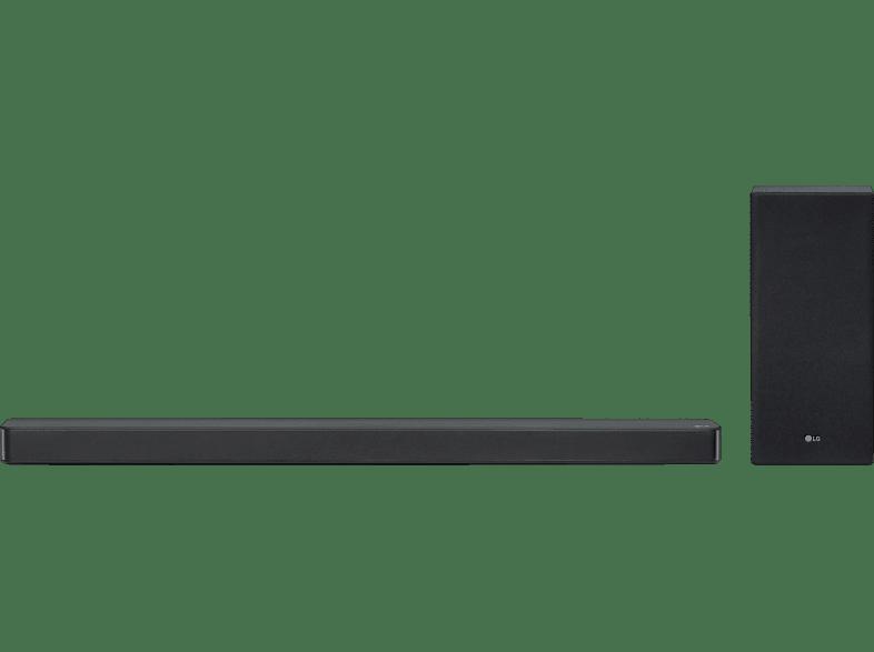 LG SL6YF, Soundbar, Schwarz