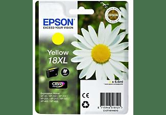 Cartucho de tinta - Epson 18XL, amarillo