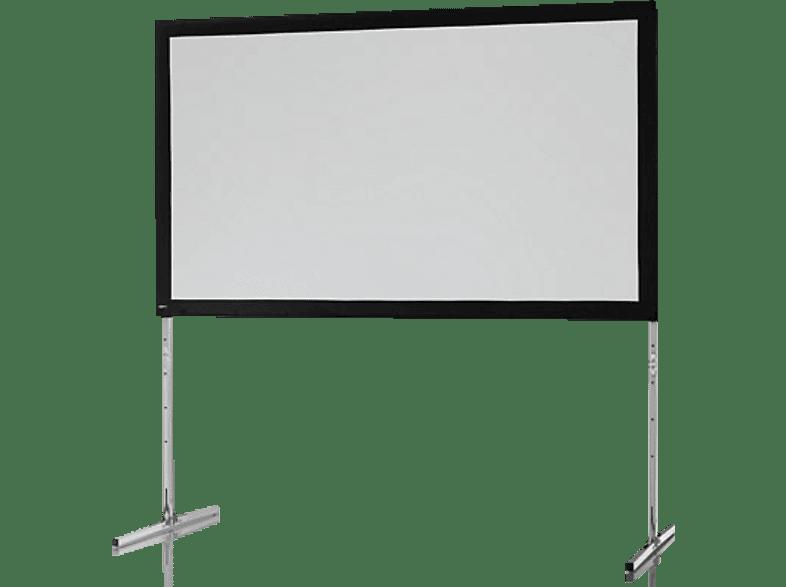 CELEXON Mobil Expert 203 x 114 cm, Frontprojektion Faltrahmen Leinwand