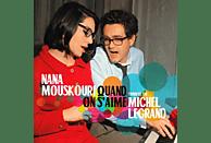 Nana Mouskouri - Quand On S'Aime-Tribute To Michel Legrand [CD]