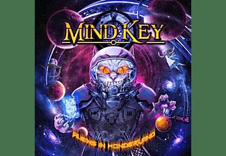 Mind Key - MK III-Aliens In Wonderland  - (CD)