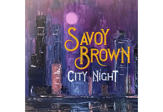Savoy Brown - City Night  - (CD)