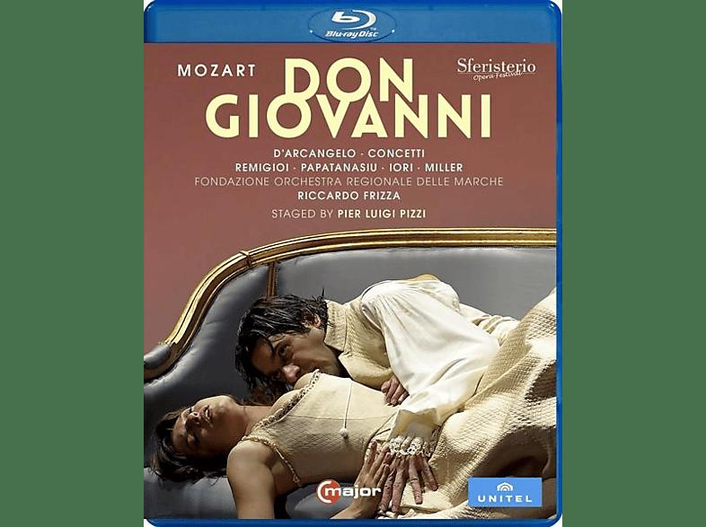 Frizza/Fondazione Orchestra Regionale delle Marche - Don Giovanni [Blu-ray]