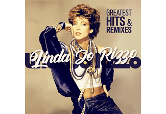Linda Jo Rizzo - GREATEST HITS & REMIXES - (CD)