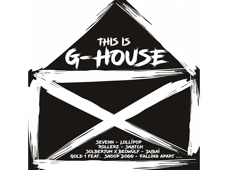 VARIOUS - This is G-House! [CD]