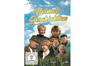 Die schönsten Heimatgeschichten Ostdeutschlands DVD