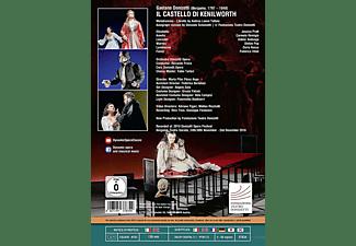 Xabier Anduaga, Stefan Pop, Orchestra Donizetti Opera, Coro Donizetti Opera, Jessica Pratt, Carmela Remigio - Il Castello di Kenilworth  - (DVD)