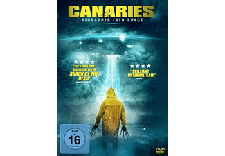 Canaries - Kidnapped into Space DVD