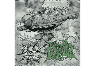 Nuclear Holocaust - Grinding Bombing Thrashin  - (CD)