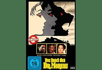 Die Insel des Dr. Moreau DVD