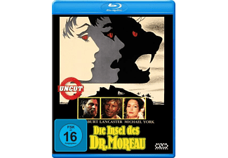 Die Insel des Dr. Moreau Blu-ray