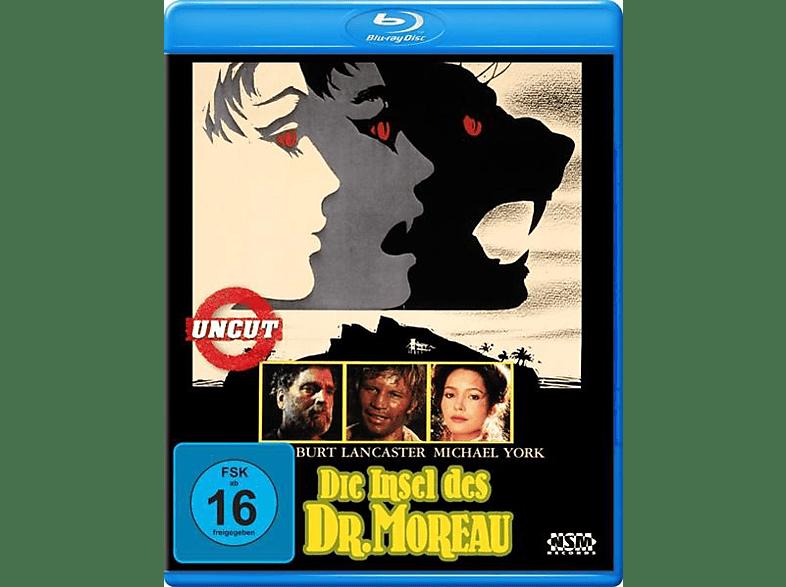 Die Insel des Dr. Moreau [Blu-ray]