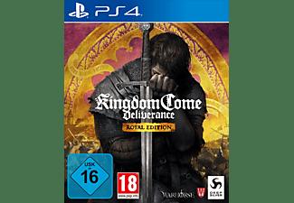 Kingdom Come Deliverance Royal Edition - [PlayStation 4]