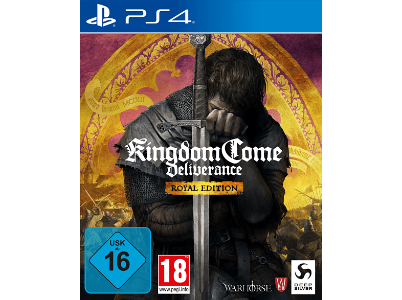 Kingdom Come Deliverance Royal Edition [PlayStation 4]