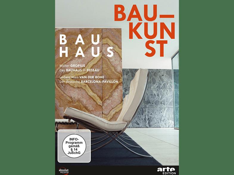 Baukunst Bauhaus [DVD]