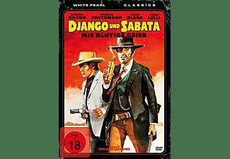 Django und Sabata-Wie blutige Geier DVD
