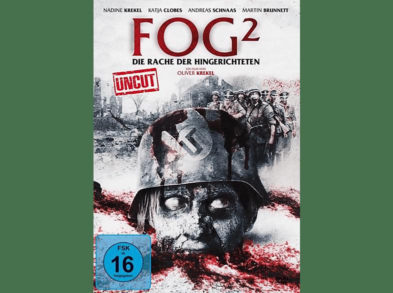 Fog²-Die Rache der Hingerichteten [DVD]