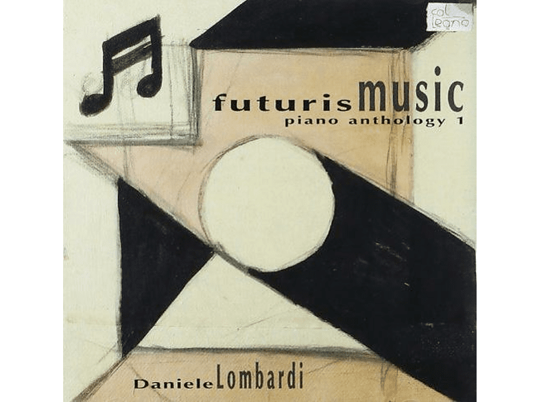 Daniele Lombardi - Futurismusic [CD]