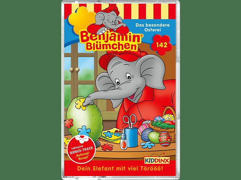"Benjamin Blümchen - Folge 142: ""Das besondere Osterei"" - (MC)"