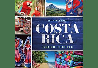 Grupo Quelite - Music from Costa Rica  - (CD)