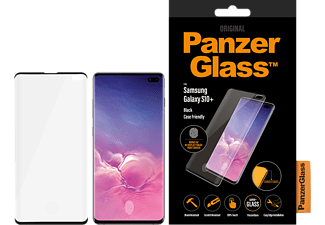 PANZERGLASS PG7186 GLX S10 plus Fingerprint CASE BLACK