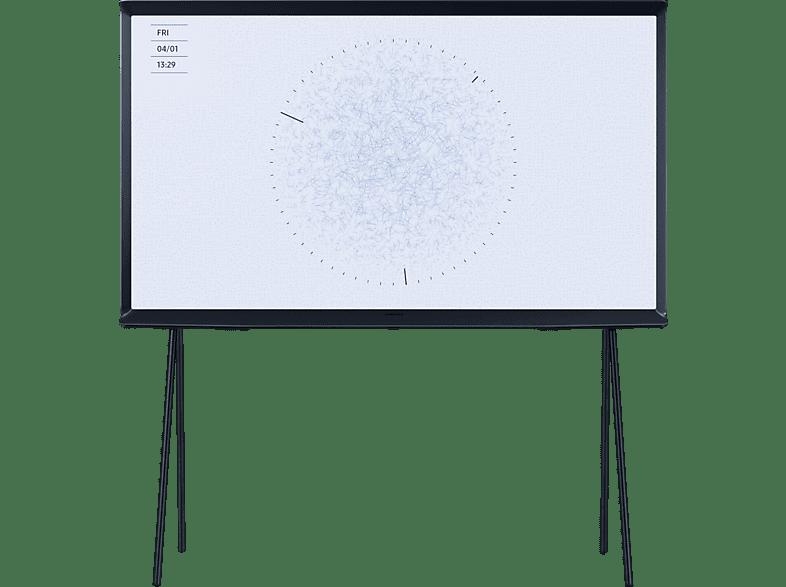 SAMSUNG QE43LS01RBUXZG QLED-TV (Flat, 43 Zoll/108 cm, QLED 4K, SMART TV)