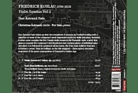 Christina  Åstrand, Per Salo - Violinsonaten Vol.2 [CD]