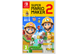 Super Mario Maker 2 NL Switch