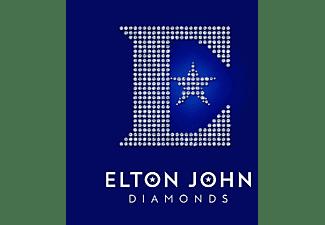 Elton John - Diamonds (3CD Deluxe 2019)  - (CD)