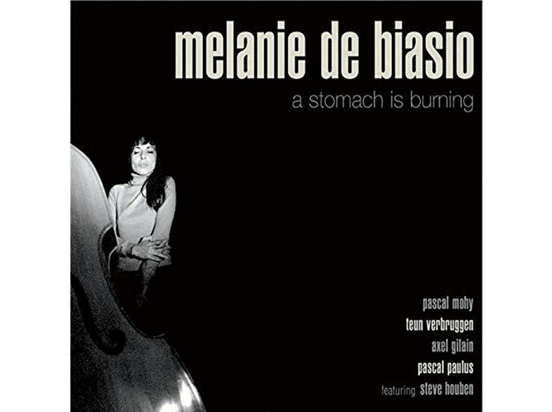 Melanie De Biasio - A Stomach Is Burning [Vinyl]