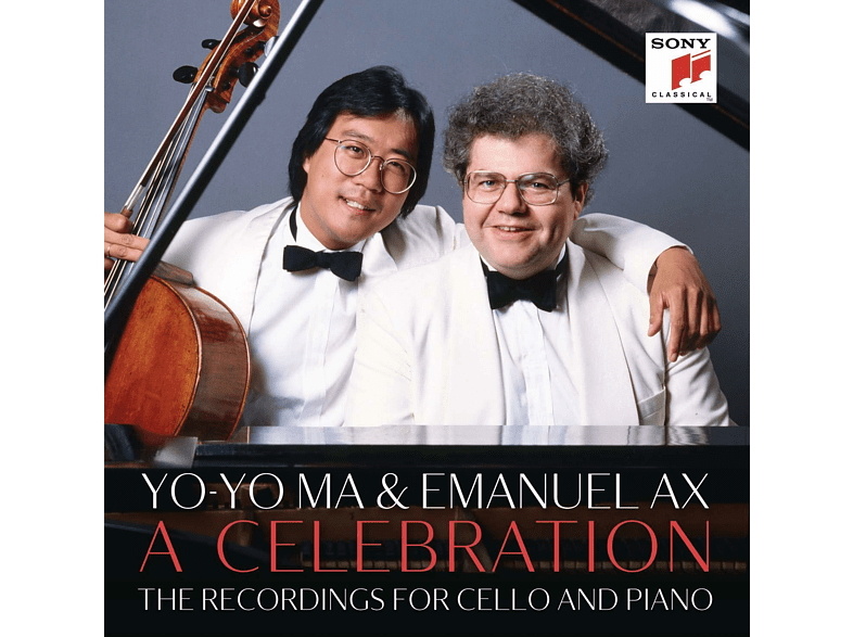 Emanuel Ax, Yo-Yo Ma - Emanuel Ax & Yo-Yo Ma-A Celebration [CD]
