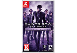 Saints Row: The Third Complete Edition FR/NL Switch