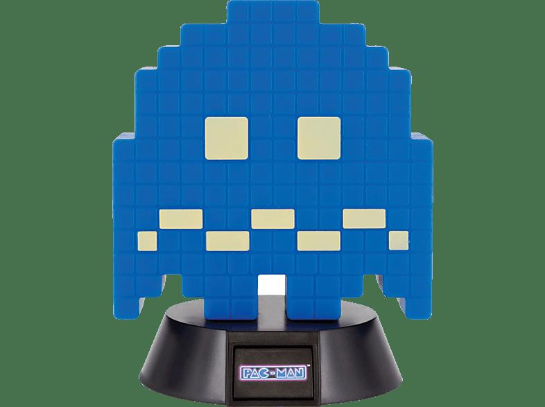 PALADONE PRODUCTS Icon Licht: Pac Man Ghost Turn To Blue 3D 3D Leuchte, Blau