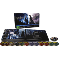 Phantastische Tierwesen 1-2 / Harry Potter 1-7 Collection [Blu-ray]