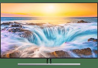 SAMSUNG GQ65Q85R QLED TV (Flat, 65 Zoll / 163 cm, UHD 4K, SMART TV)