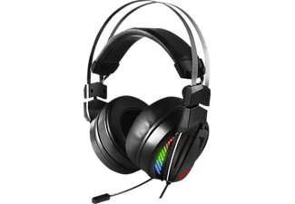 MSI Immerse GH70, Over-ear Gaming Headset Schwarz