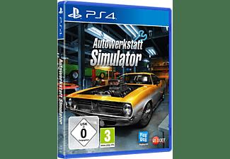 Autowerkstatt Simulator - [PlayStation 4]