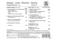 Felipe Browne - Felipe Browne Vol.2 [DVD-Audio Maxi]