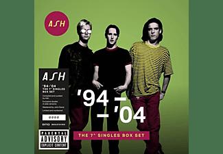 Ash - '94-'04-The 7'' Singles Box Set  - (Vinyl)