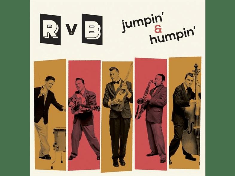 Ruki Vi Bryuki - Jumpin' & Humpin' [CD]
