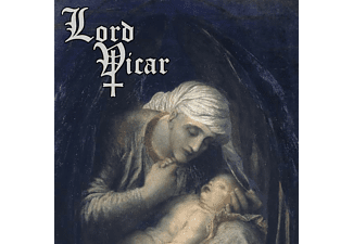 Lord Vicar - The Black Powder  - (CD)