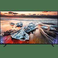 SAMSUNG GQ75Q950R QLED TV (Flat, 75 Zoll / 189 cm, UHD 8K, SMART TV)