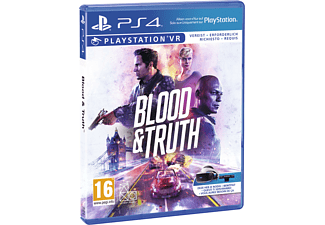 Blood & Truth - [PlayStation 4]