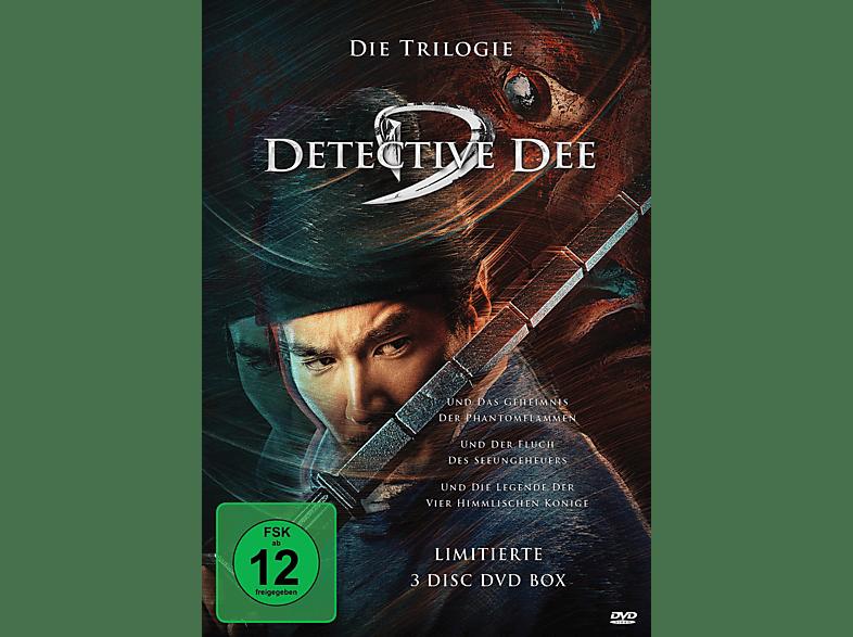 Detective Dee - Trilogiebox [DVD]