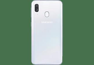SAMSUNG Galaxy A40 64 GB White Dual SIM