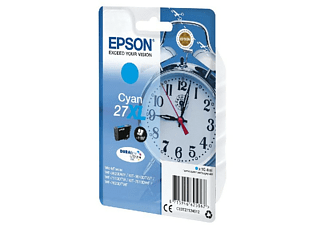 Cartucho de tinta - Epson C13T27124020 27XL, Cian (RF)