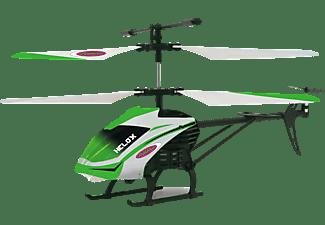 JAMARA KIDS Helox 3+2Kanal Heli R/C Helikopter Weiss/Grün/Schwarz