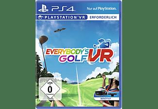 Everybody's Golf VR - [PlayStation 4]