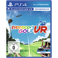 Everybody's Golf VR [PlayStation 4]