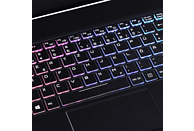 CAPTIVA I49-152, Gaming Notebook mit 16.1 Zoll Display, Core™ i7 Prozessor, 16 GB RAM, 240 GB SSD, 1 TB HDD, GeForce® GTX 1050 Ti, Schwarz